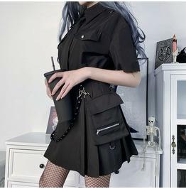 Harajuku Punk Skirt