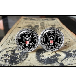 5 Finger Death Punch Logo #2 Cuff Links Men, Wedding