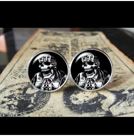 Suicidal Tendencies Band Logo Cuff Links Men, Wedding