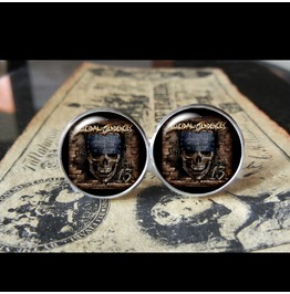 Suicidal Tendencies Band Logo#3 Cuff Links Men, Wedding
