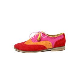 Ballet Flats – Vulcano – Milenika Shoes