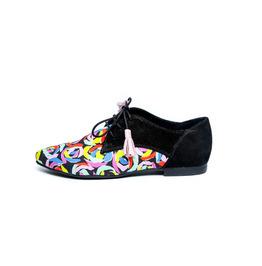 Ballet Flats – Flora – Milenika Shoes