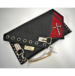 Couture Handmade Clutch,Designer Limited Edition