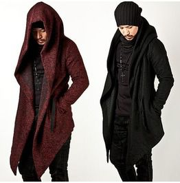 Avant garde assassin creed hoodie coats