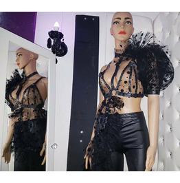 H225,Haute Couture Designer Edition Piece,harness Woman