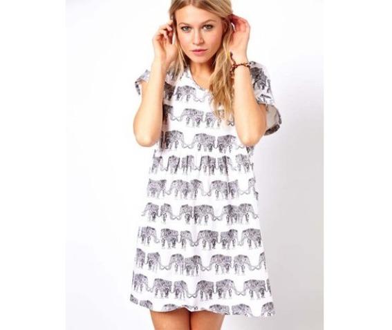 cute_elephant_print_casual_long_t_shirt_tees_3.jpg