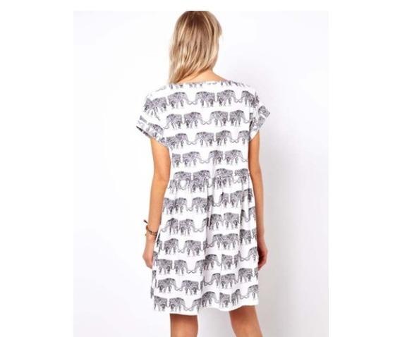 cute_elephant_print_casual_long_t_shirt_tees_2.jpg