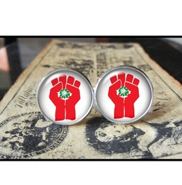 Hunter S. Thompson Freak Power Cuff Links Men, Wedding