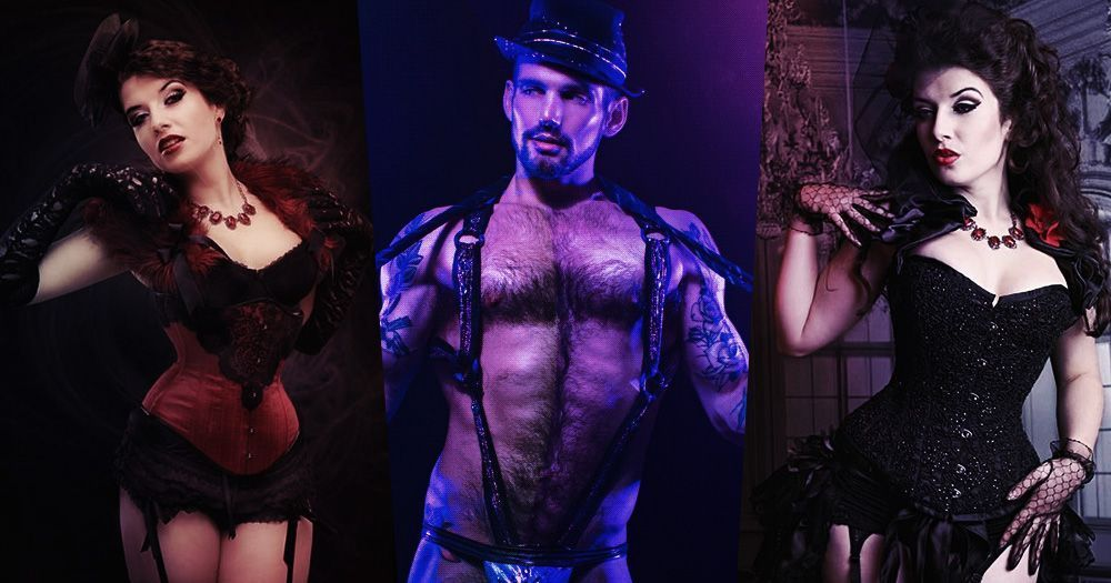 Add a touch of gothic flair to your burlesque outfit with our guide