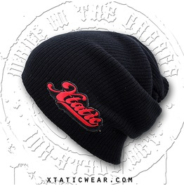 Xtatic Wear Beanie Baseball Logo