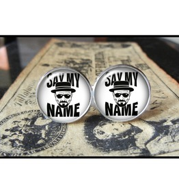 Name Quote Cuff Links Men,Wedding,Groomsmen,Gift