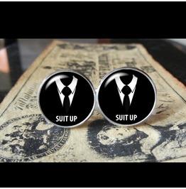 Suit Quote Cuff Links Men,Wedding,Groomsmen,Gift