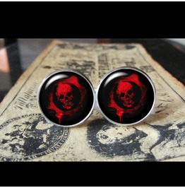 Gears War Cuff Links Men,Wedding,Groomsmen,Gift
