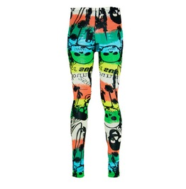 Womens Gothic Style Leggings Small