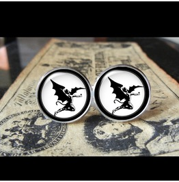 Black Sabbath #1 Cuff Links Men,Wedding,Groomsmen,Gift