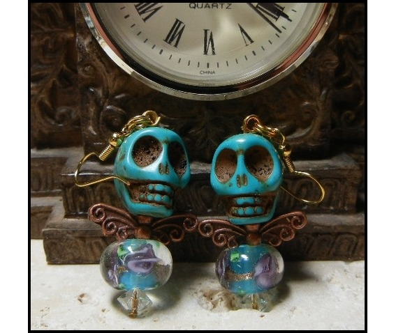 ooak_turquoise_flower_bead_body_earrings_earrings_3.JPG