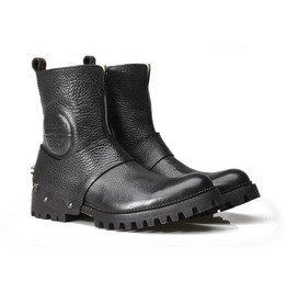 Travolta Motorcycle Boots