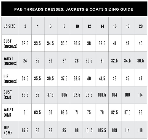 Dresses jackets coats