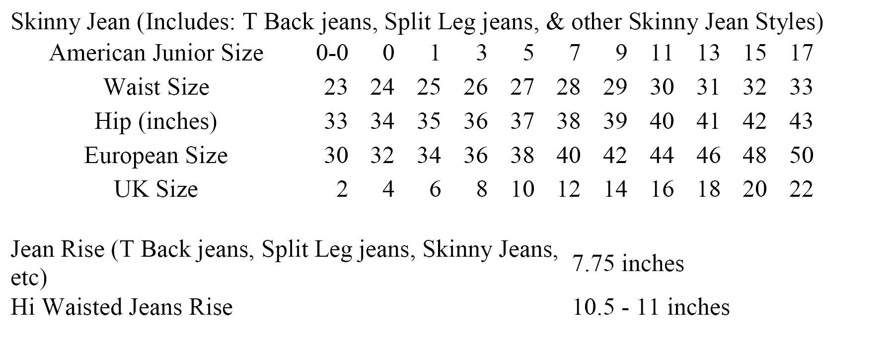 Tripp ladies jeans