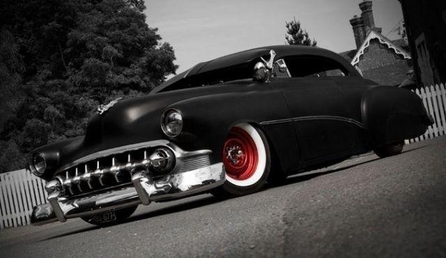Goth car