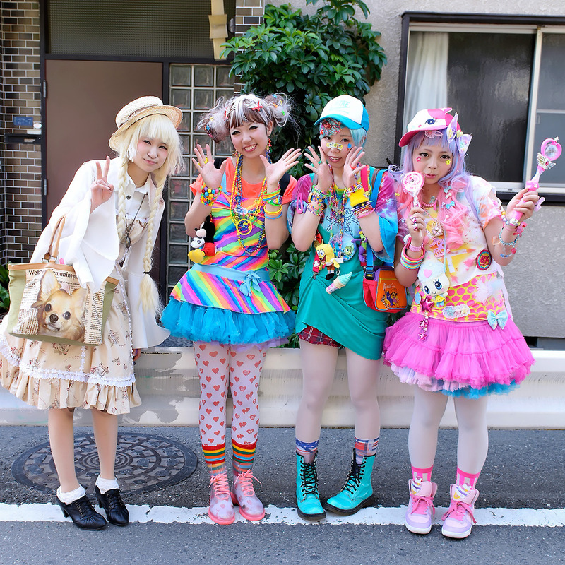 Harajuku style now stands for a lot of different things and while many  trends come and go dc6fc8d2b