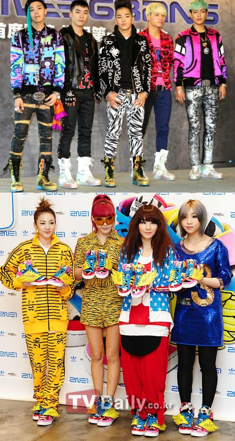Pop Stars of South Korea