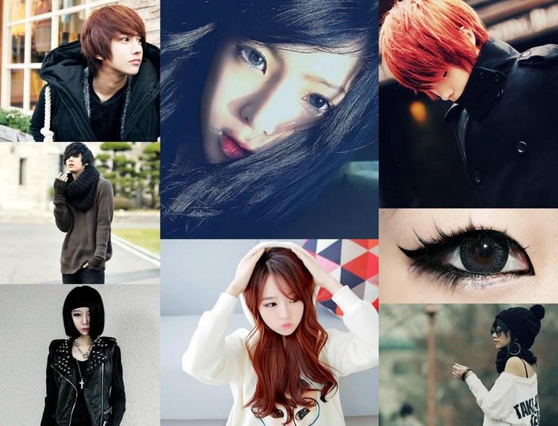 South Korea Hairstyles