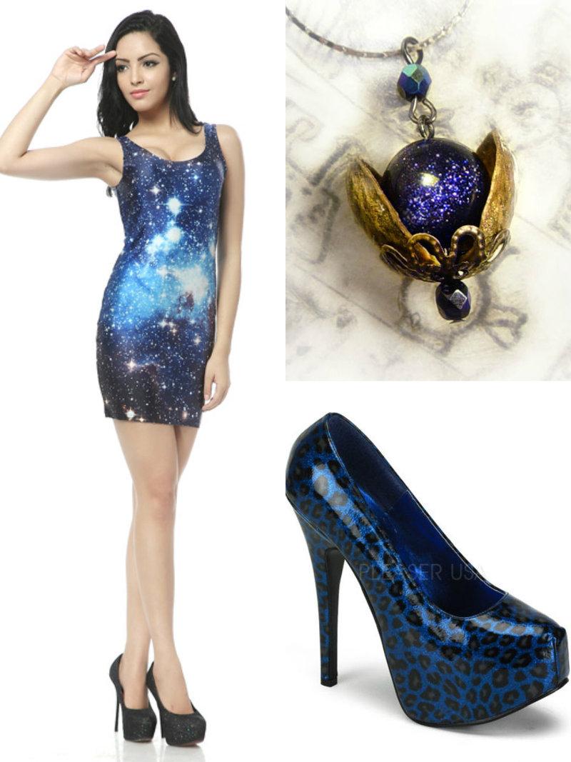 Sci-fi fashion