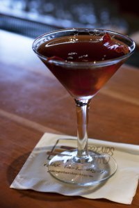 The Great Gatsby Inspired Drinks: Rye Hattan