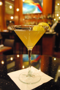 The Great Gatsby Inspired Drinks: Between The Sheets