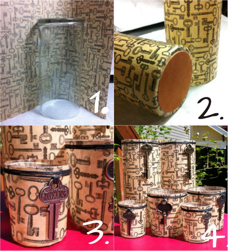 5 easy steampunk do it yourself projects steampunk diy candle holders solutioingenieria Images
