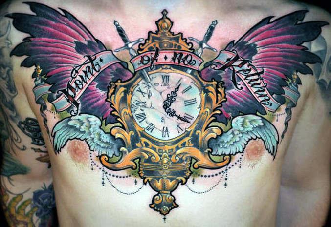 Best Chest Tattoos - Jaw-Dropping Ink Masterpieces