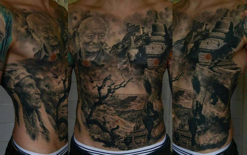 Best Chest Tattoos