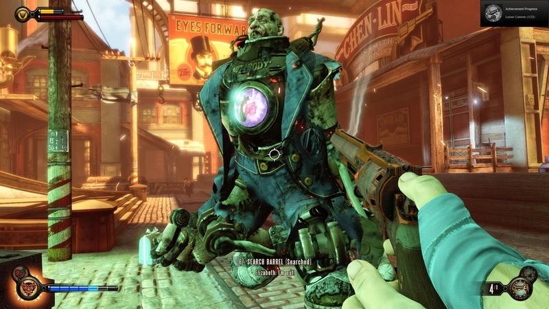 Bioshock: Infinite Steampunk
