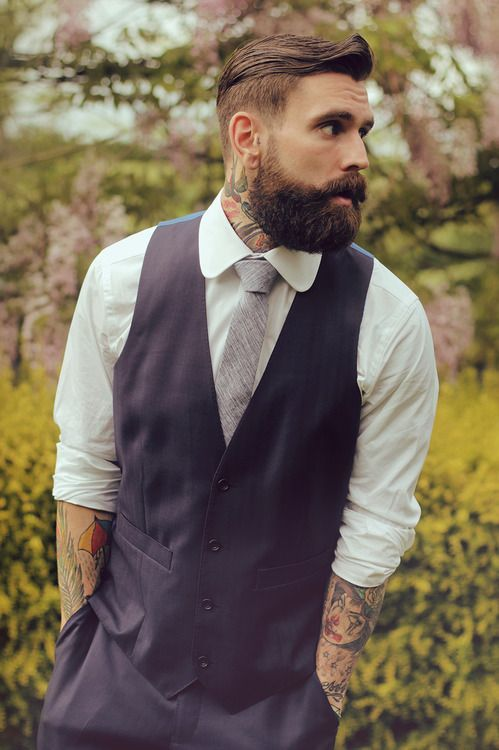 Tattoo Gentleman