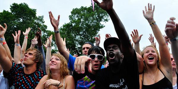 Festival Attendees