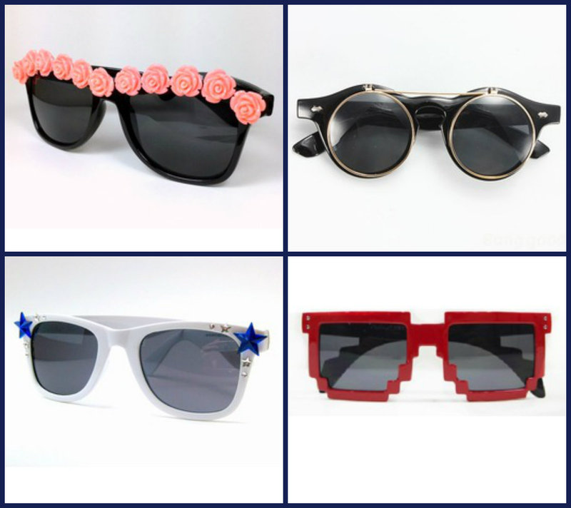 Sunglasses for Festivals