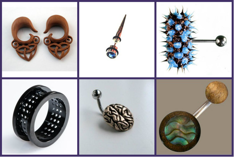 Body Jewelry on RebelsMarket