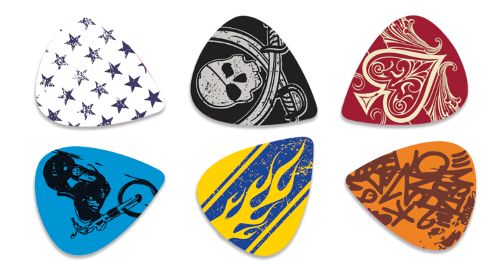 Guitar Picks for kids