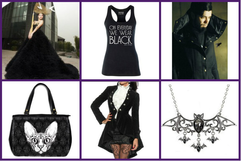 Modern Goth Fashion