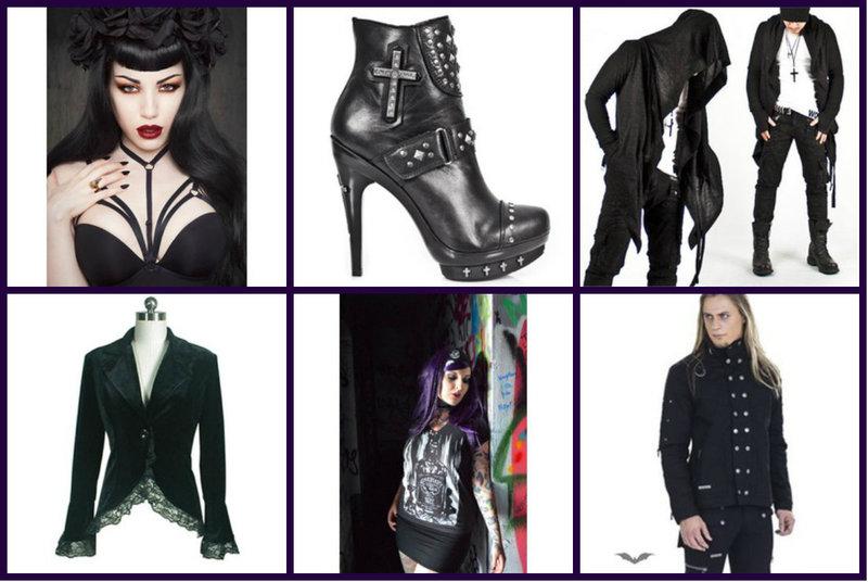 Sexy Goth Fashion