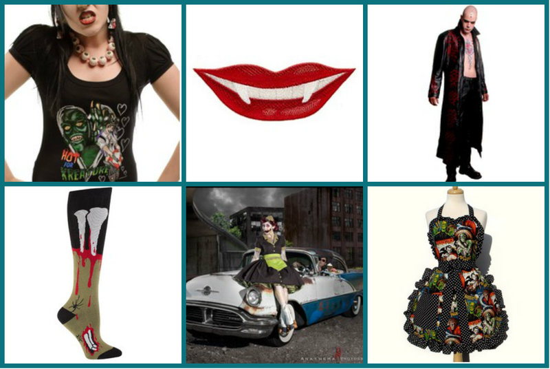 Supernatural Monster Fashion