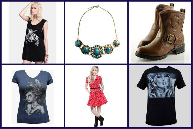 Modern Cowgirl Fashion