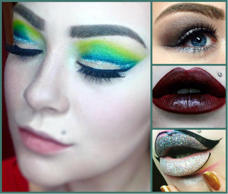 Julia Makeup Sample - Follow her on Instagram @makeup_by_juls