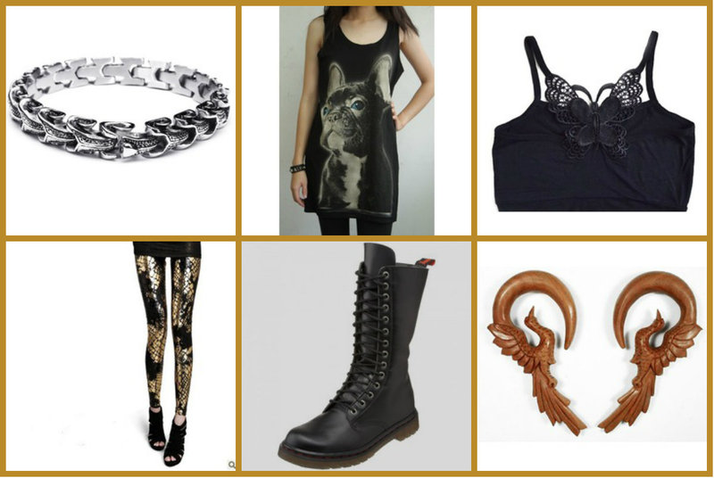 Mix Animal Prints With Vegan Boots