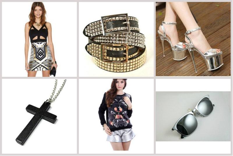 Metallic Fashion for Spring