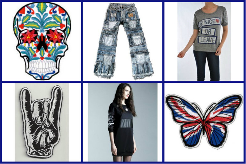 Patchwork Fashion