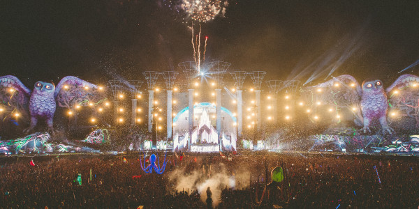 EDM festivals draw thousands of attendees