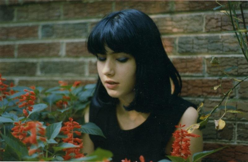 Young Kathleen Hanna