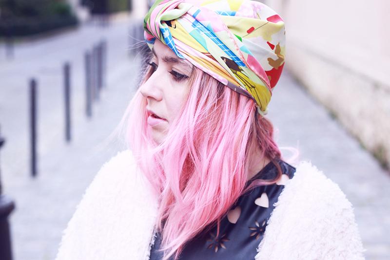 Pastel Hair Turban
